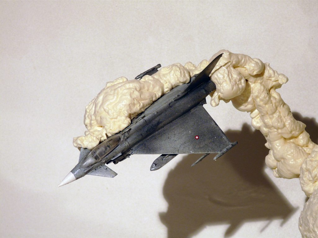 Kaey.Scultura.EurofighterDown.foto1